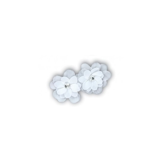 Sarah Louise & Dani Girls Hairclip in White or Ivory