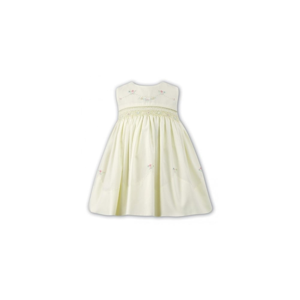 de844230a Sarah-Louise-Girls-Lemon-Dress-10667