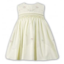 Girls Lemon Dress 10667