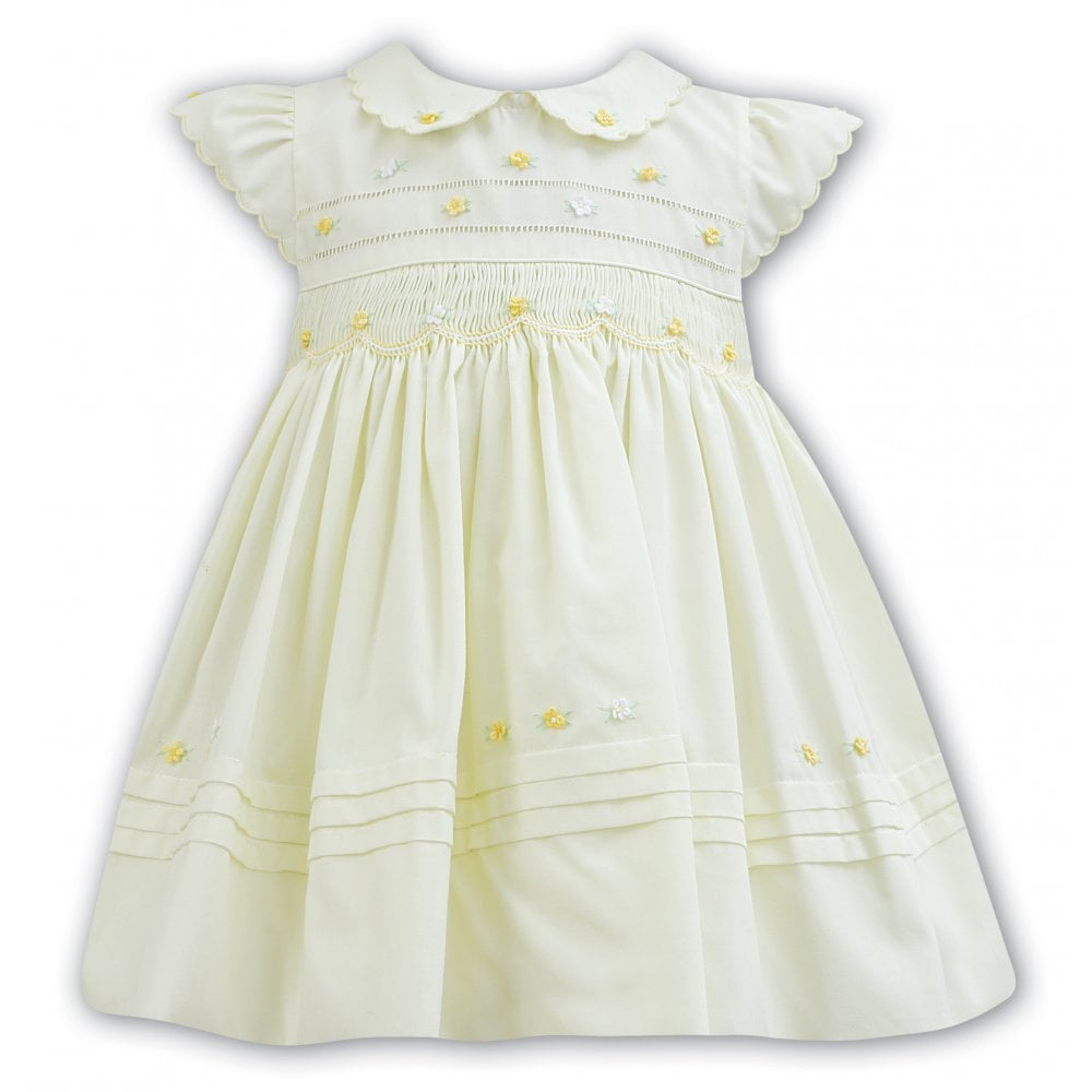 Girls Lemon Dress