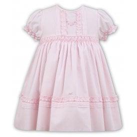 c1c84f0f64a Girls Pink Dress 011465