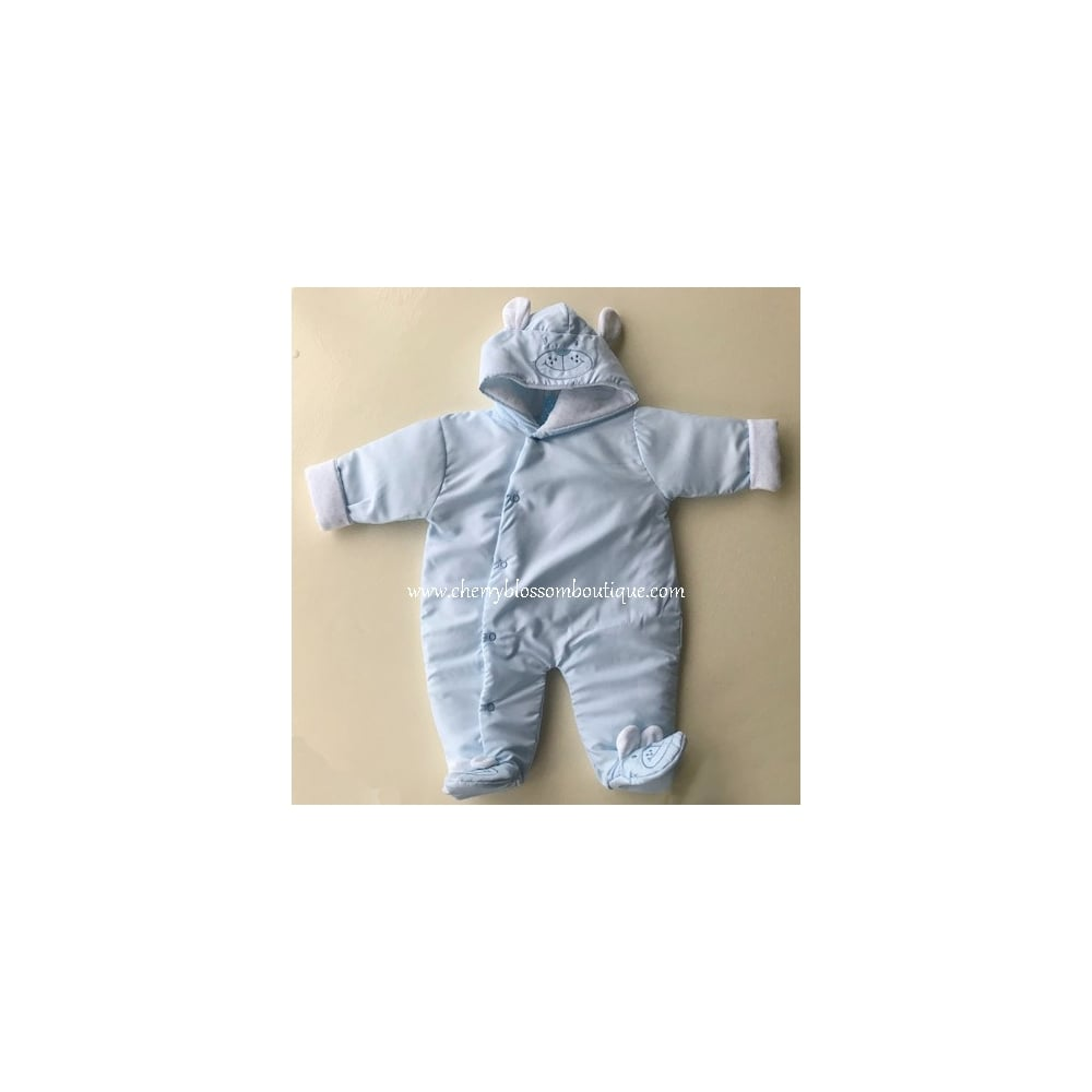 255dcac6c001 Sardon-Baby-Boy-Pale-Blue-Pramsuit